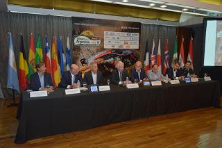Lanzamiento oficial del XION Rally Argentina 2019 en Buenos Aires