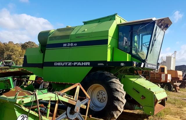 La crisis golpea también la compra de maquinaria agrícola