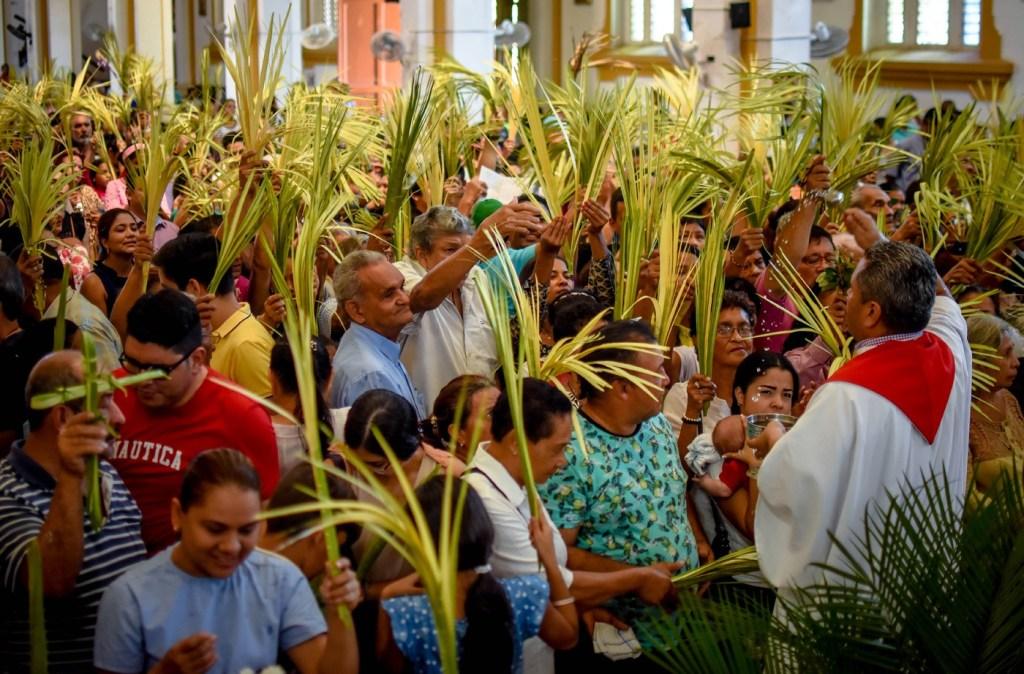 Hoy inicia la Semana Santa con el Domingo de Ramos