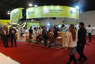 Turismo de Reuniones: La provincia de Buenos Aires mostrará su oferta en Expoeventos