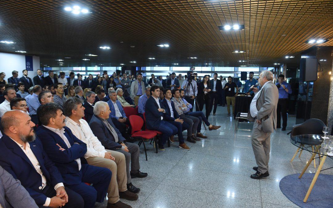 """La Bolsa de Comercio de Rosario presentó el programa piloto """"I-Lab"""""""