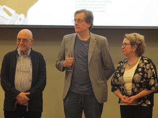 Se realizó el acto de premiación del III Premio Literario Fundación El Libro a Libro de Cuentos