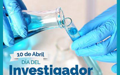 Hoy se celebra el día del Investigador Científico