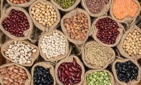 Alimentos saludables: Legumbres, semillas poderosas
