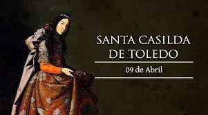 La Iglesia católica celebra el día de Santa Casilda de Toledo, virgen y mora del siglo XI