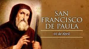 La Iglesia Católica celebra hoy el día de San Francisco de Paula, ermitaño y fundador