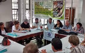 Agroindustria desarrolló el encuentro nacional de la Reunión Especializada de Agricultura Familiar (REAF)