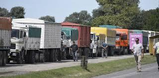 La sequía pegó duro en 2018: 450 mil camiones y 23.000 vagones menos entraron en el Gran Rosario respecto de 2017