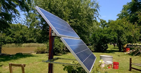 Delta del Paraná: Con energía solar, los productores ahorran hasta $ 5.000 por mes