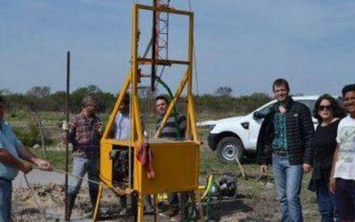 Acceso al Agua para pequeños productores santafesinos