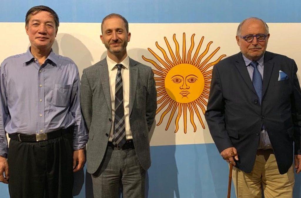 La Argentina se asocia con China en Biogenética