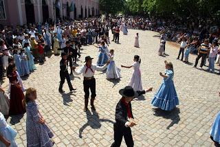 Festejos del 25 de Mayo en la Provincia de Buenos Aires