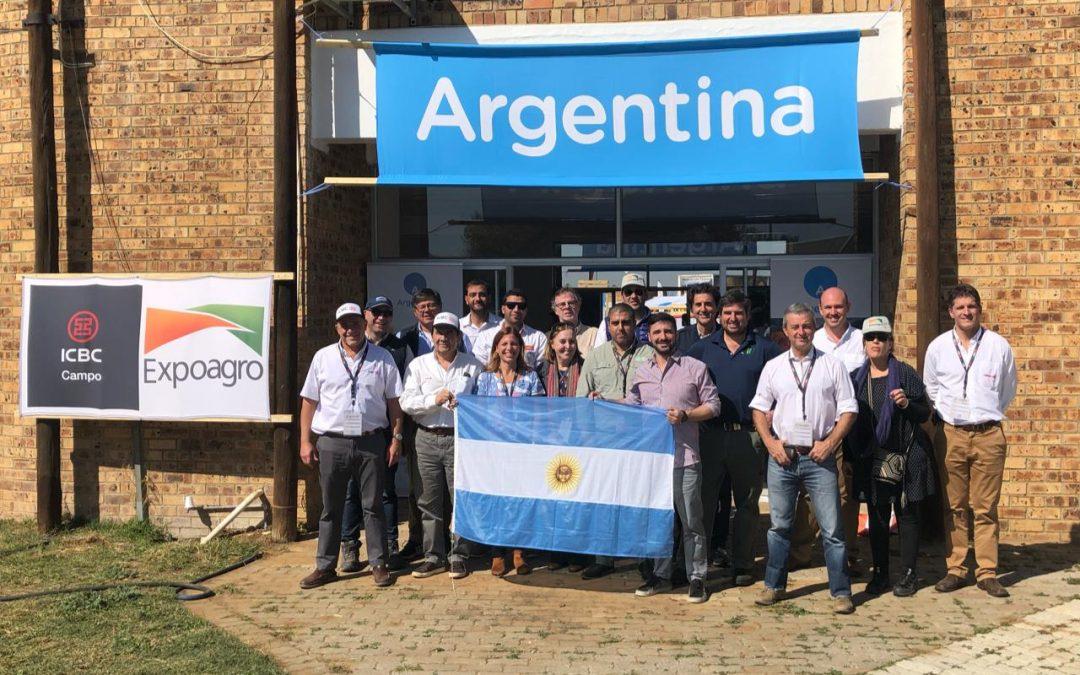 La maquinaria argentina busca aumentar su presencia en Sudáfrica