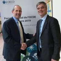 Del Solar participó del Foro Global para la Agricultura de la OCDE