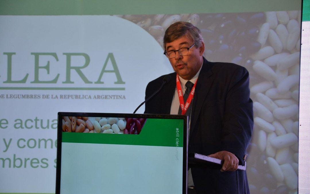 Autoridades oficiales apoyaron el desarrollo de la producción de Legumbres