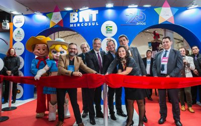 BNT Mercosur celebró su aniversario de 25 años con gran presencia de público