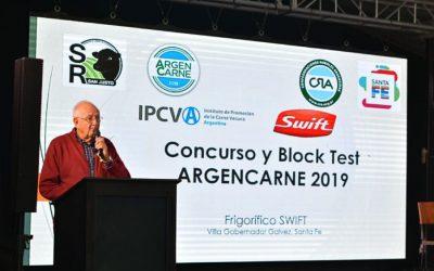 Block test: ArgenCarne premió a los mejores