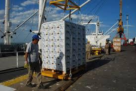 Argentina en el podio de los exportadores netos de alimentos
