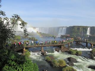 Información Parque Nacional del Iguazú (Brasil)