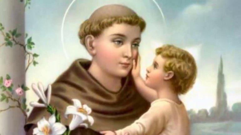Hoy se celebra el día de San Antonio de Padua
