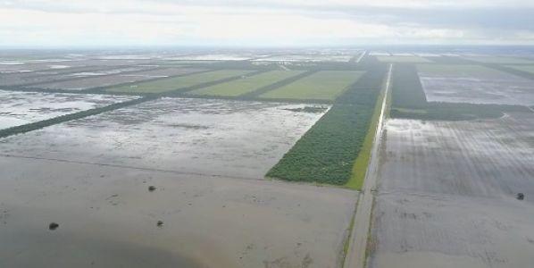 La inundación en Chaco es la más grave de los últimos 30 años