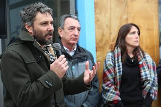"""La campaña de """"Cordero Argentino"""" llegó a La Rural"""