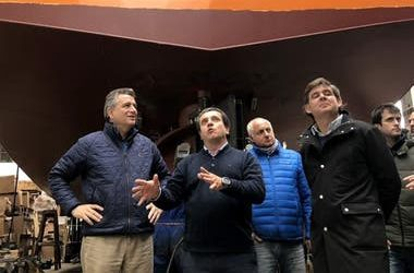 Gesto de Macri al campo en campaña: Agricultura volverá a ser un ministerio