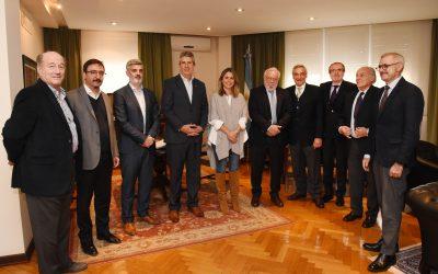 La secretaria de Comercio Exterior de la Nación expuso en la Bolsa de Cereales sobre el Acuerdo Mercosur-Unión Europea
