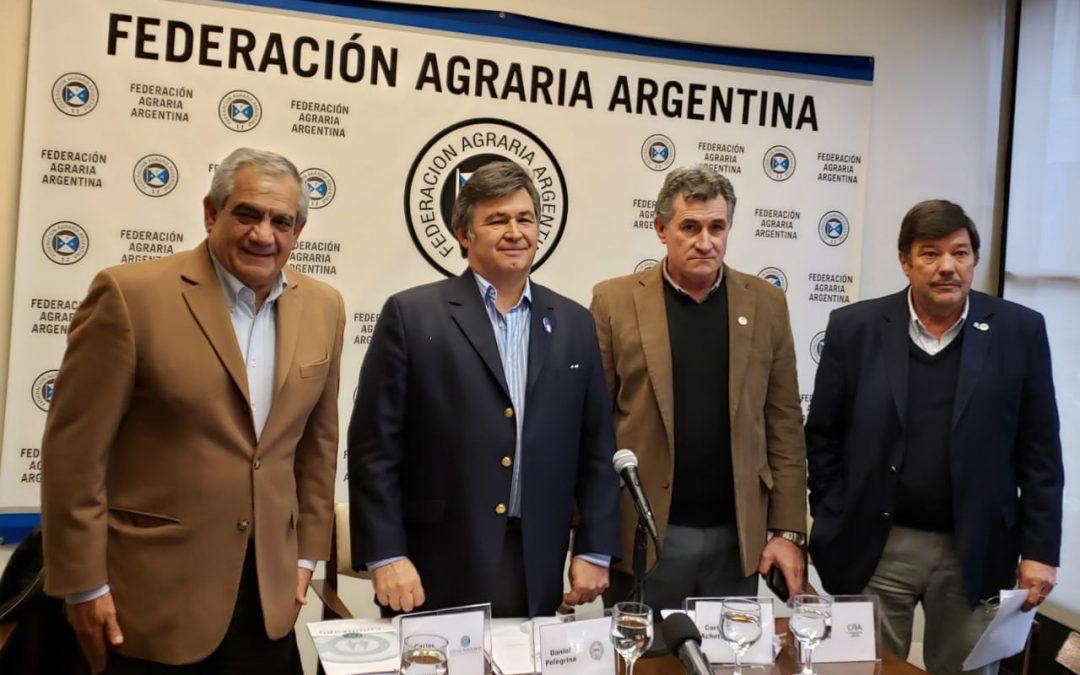 La Comisión de Enlace lanzó propuestas para la agroindustria destinadas a las plataformas electorales