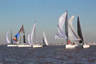 Regata Triángulo del Plata 2019