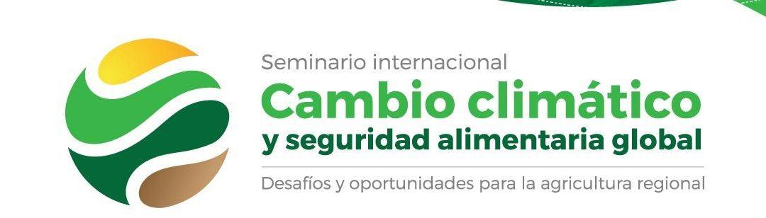 Seminario Internacional de Cambio Climático