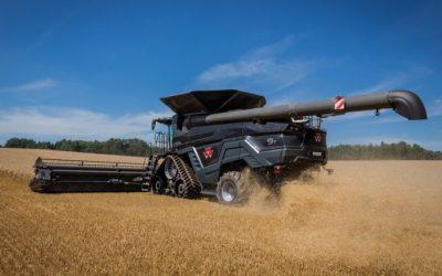 Las cosechadoras en el mundo vienen con sorprendentes novedades