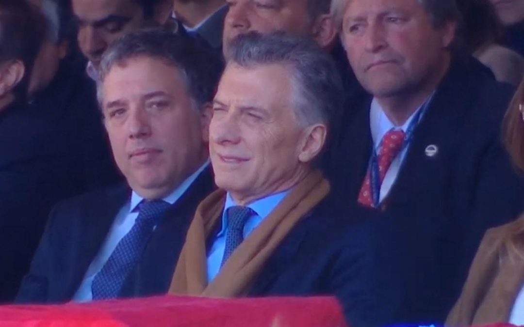 Los discursos de Macri y Pelegrina coincidieron en denostar a las retenciones