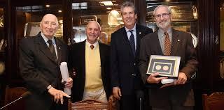 Entregaron el premio Bolsa de Cereales a Gustavo Slafer por un trabajo sobre trigo
