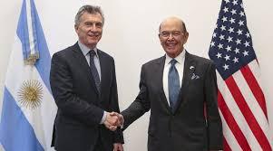 Macri recibió al secretario de comercio de EEUU, quien preguntó por las reformas laboral y previsional