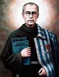 La Iglesia católica celebra hoy a San Maximiliano Kolbe, mártirde los nazis