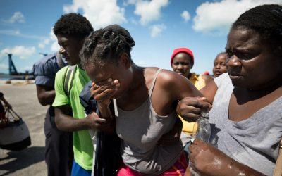 Angustia y desesperación en las Bahamas mientras se espera que la cifra de muertes por el huracán Dorian siga aumentando