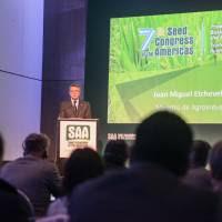"""Séptimo Congreso de Semillas de las Américas """"Promoviendo el negocio de semillas en las Américas"""""""