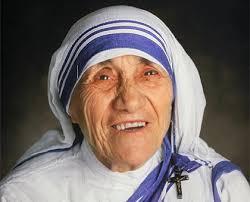 Hoy es el día de Santa Teresa de Calculta, Premio Nobel de la Paz