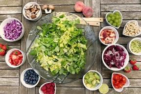 Vegetarianos: una alimentación completa y variada es posible