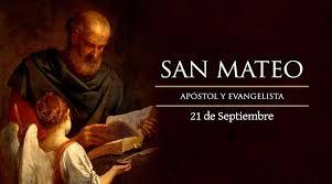 La Iglesia Católica celebra hoy el día del evangelista San Mateo, primero en redactar la vida de Cristo