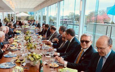 La CAC participó en Brasil del Consejo de Cámaras de Comercio del Mercosur (CCCM)