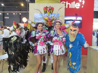 Exitosa edición de la Feria Internacional de Turismo de América Latina