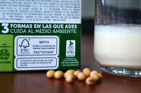 En lo que va del año 21 empresas agrícolas argentinas comercializaron 378.600 toneladas de soja certificada RTRS
