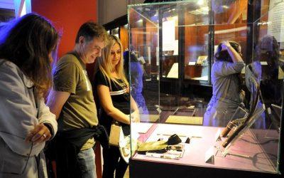 Noche de los Museos: la Bolsa abre sus puertas con exposiciones y música en vivo