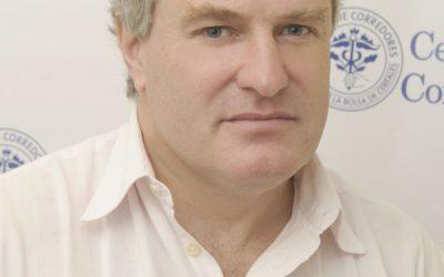 Ernesto Crinigan nuevo presidente del Centro de Corredores y Agentes de la Bolsa de Cereales