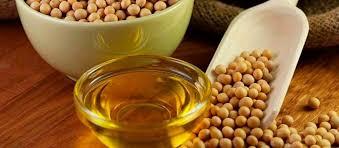 Fotografía del mercado mundial y local del aceite de soja