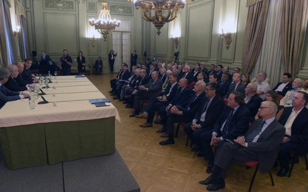 Daniel Nasini, nuevo presidente de la Bolsa de Comercio de Rosario
