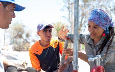 Diseñan una cocina a leña multifuncional para comunidades rurales de San Juan