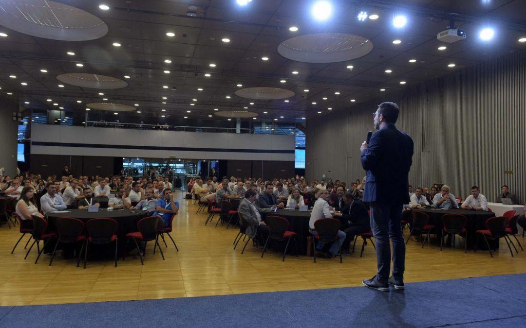 Más de 200 representantes del sector lácteo participaron del Congreso de Innovación